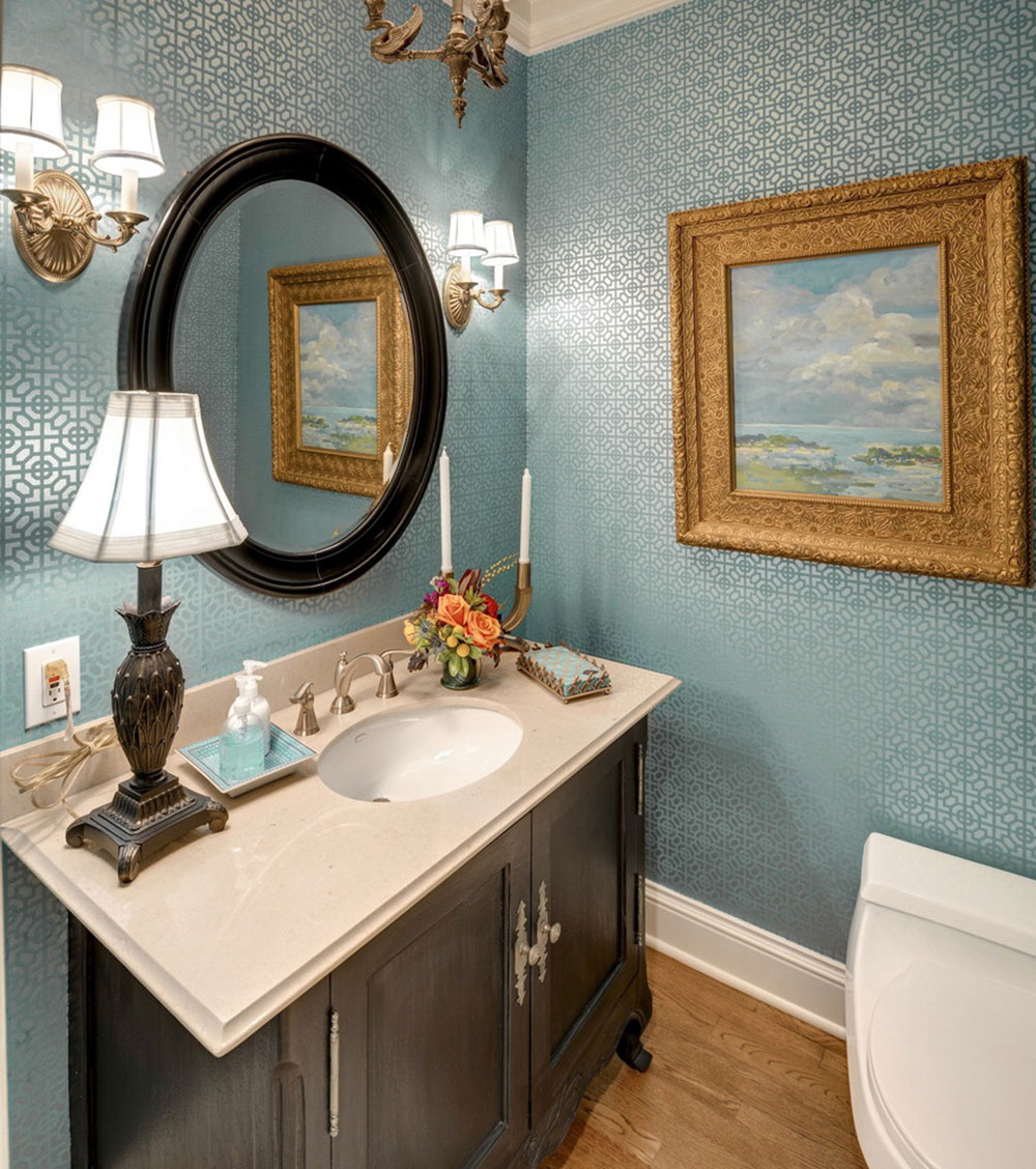 How To Make A Small Bathroom Look Bigger10 How