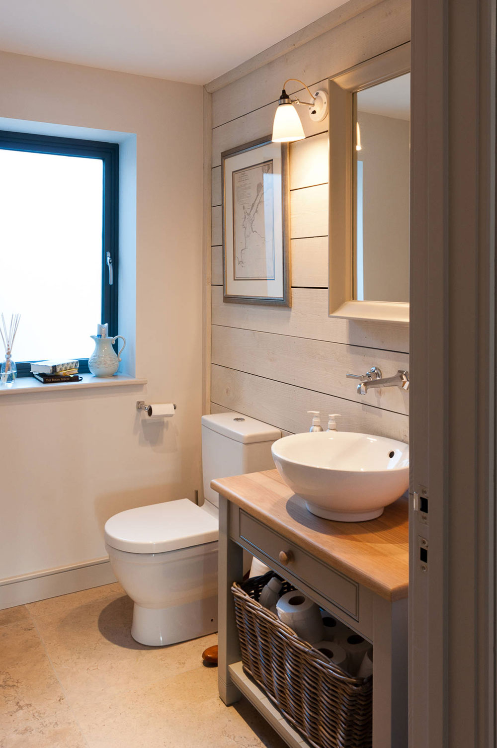 Gentil How To Make A Small Bathroom Look Bigger7 How