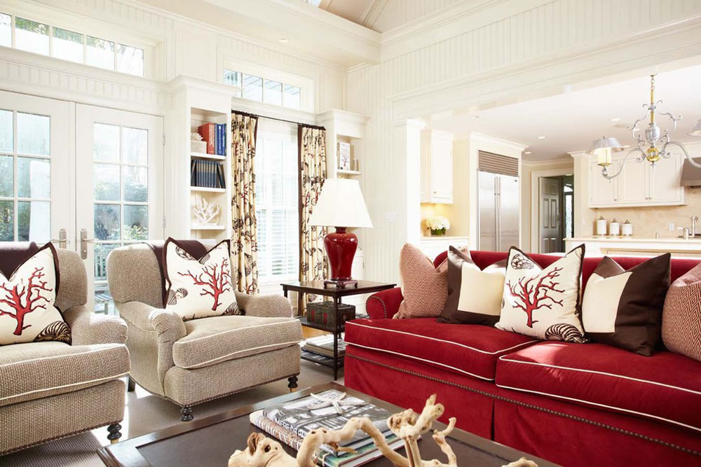 Superb Meaning Of Red Color In Interior Design And