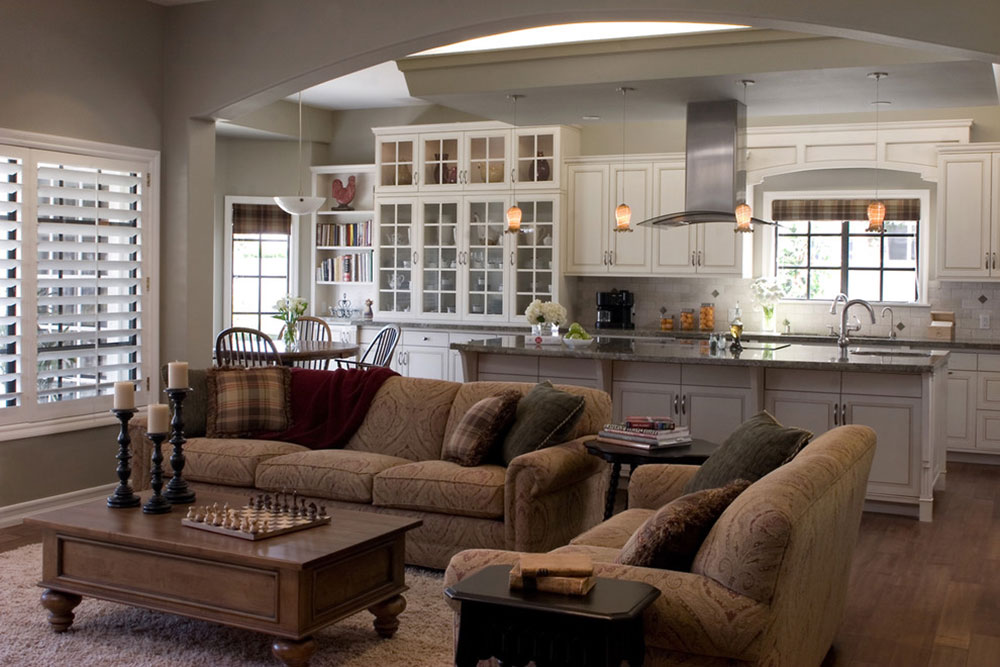 Open Concept Kitchen Living Room Designs. Open Kitchen Living Room ...