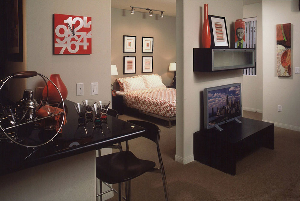 small apartment decorating and furnishing on a budget - Apartment Decorating