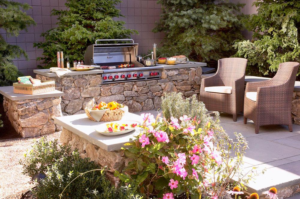 Designing The Best Outdoor Kitchen And Backyard Kitchen
