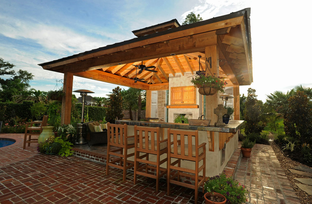Tips For Designing The Best Outdoor Kitchen And  Nice Ideas