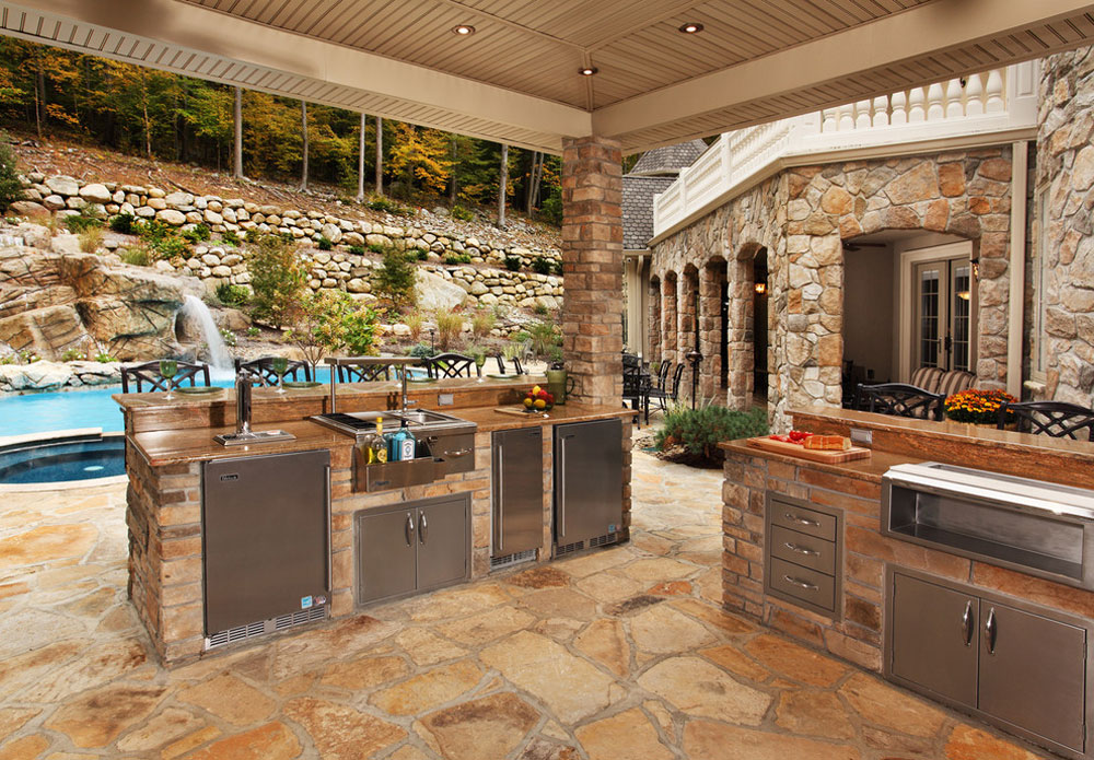 Designing The Best Outdoor Kitchen And Backyard Kitchen
