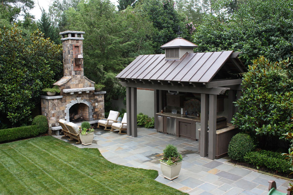 Tips For Designing The Best Outdoor Kitchen And Backyard Kitchen Designs 4