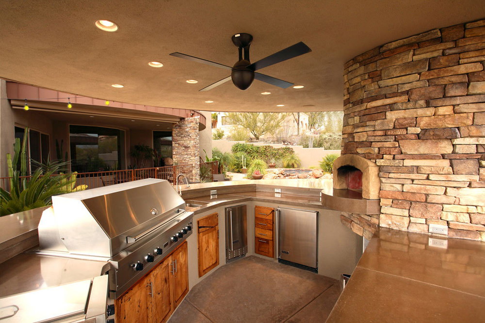 Tips For Designing The Best Outdoor Kitchen And Backyard Kitchen Designs 6