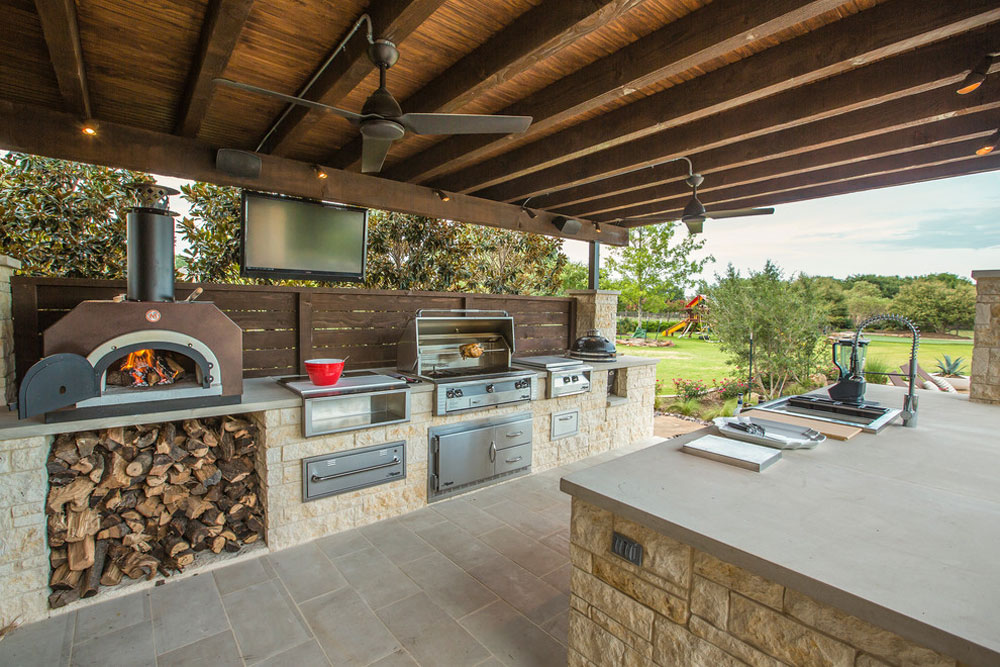 Ordinaire Awesome Ordinary Guy Fieri Backyard Kitchen Design Part 7: Tips For  Designing