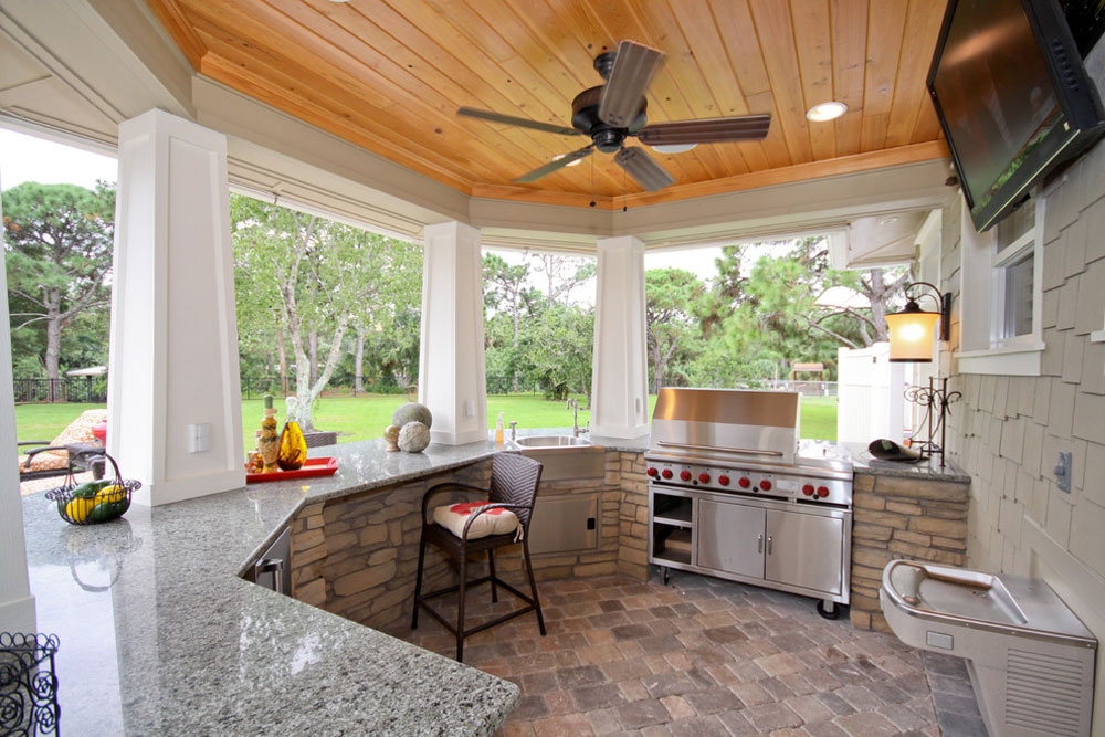 Good Tips For Designing The Best Outdoor Kitchen And