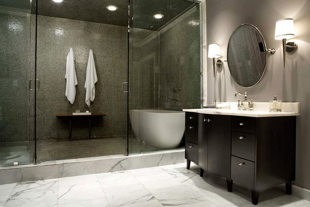 wet room bathroom designs - home design
