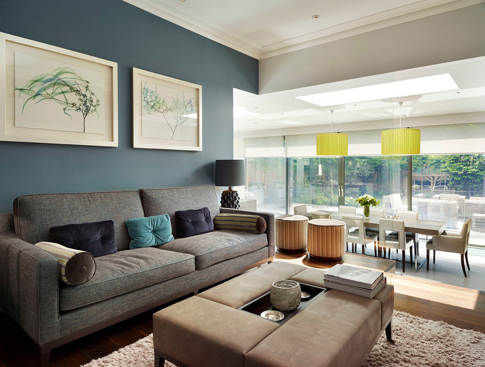 Amazing Living Room Paint Colors Extraordinary Contemporary Wall Colors For Living Room
