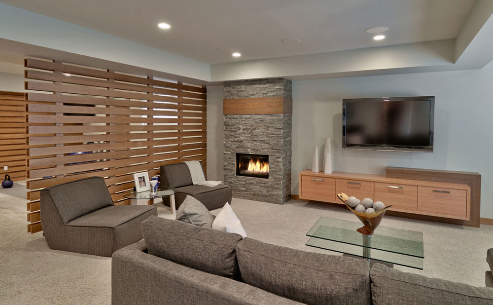Basement Makeover Ideas For A Cozy Home15