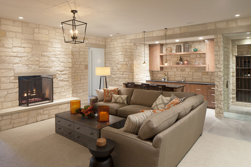Basement Makeover Ideas For A Cozy Home7