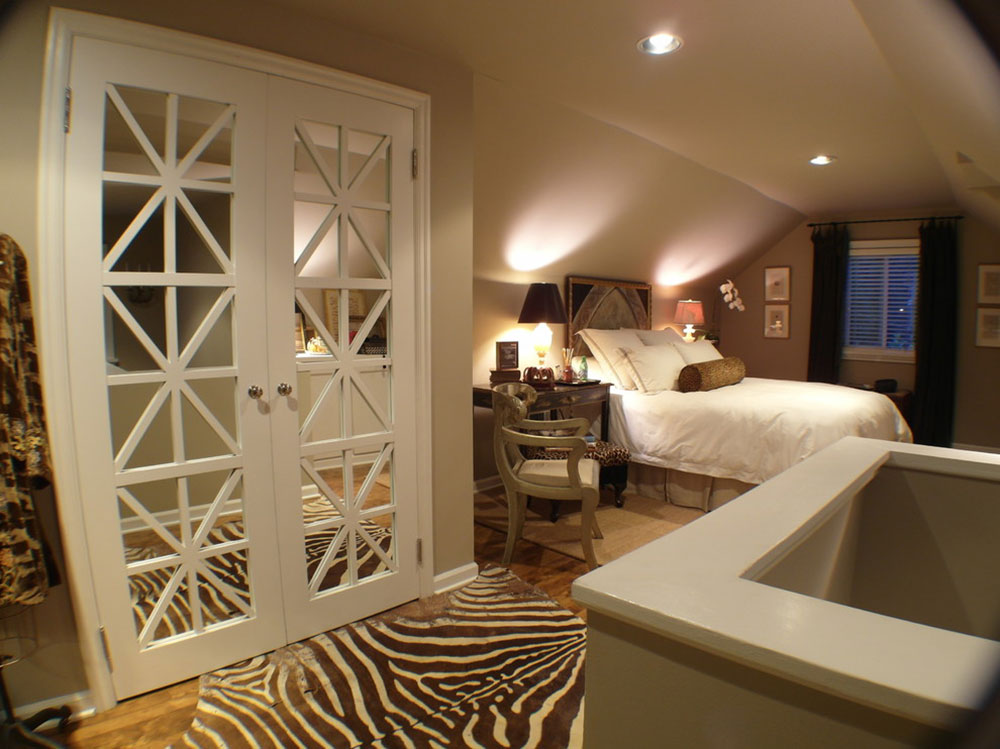 Breathtakeable-Attic-Master-Bedroom-Ideas1 Breathtaking Attic Master Bedroom  Ideas