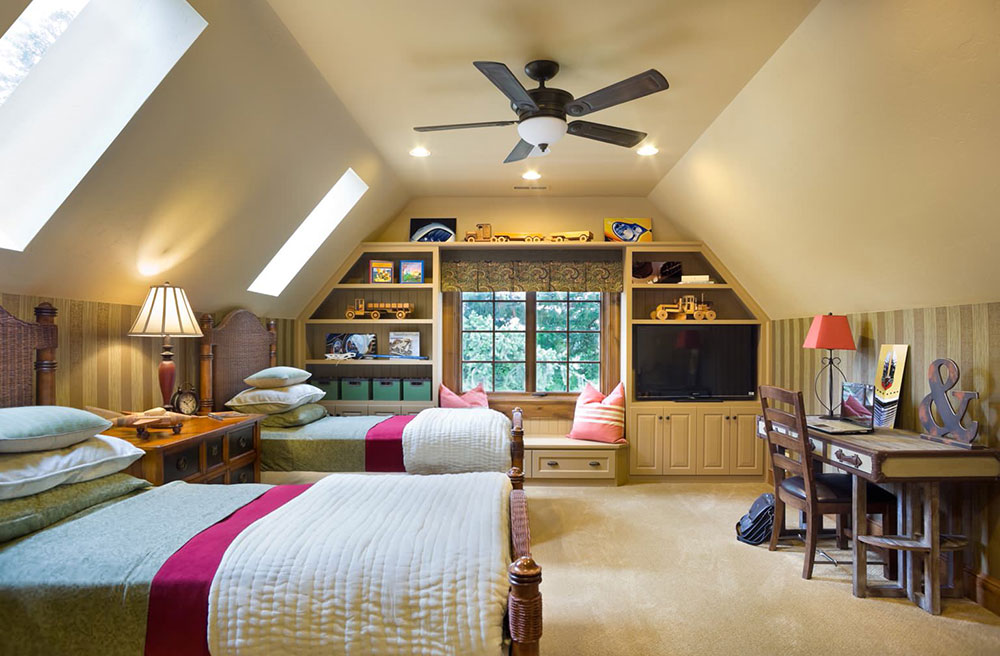 Breathtakeable-Attic-Master-Bedroom-Ideas11 Breathtaking Attic Master  Bedroom Ideas