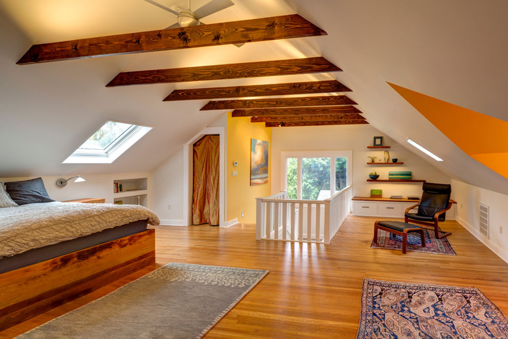 Merveilleux Breathtakeable Attic Master Bedroom Ideas3 Breathtaking Attic Master Bedroom  Ideas