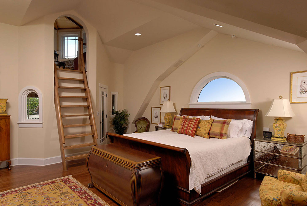 Breathtakeable-Attic-Master-Bedroom-Ideas7 Breathtaking Attic Master Bedroom  Ideas