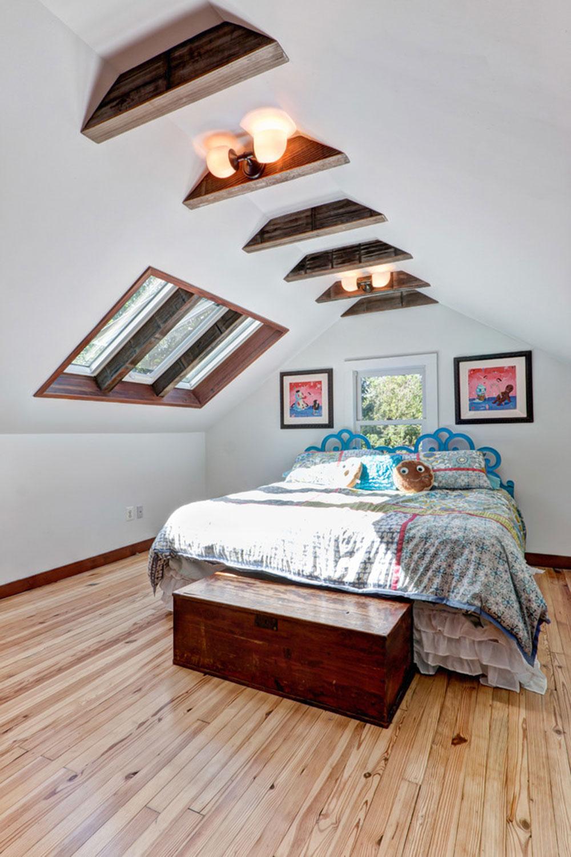 Breathtaking Attic Master Bedroom Ideas