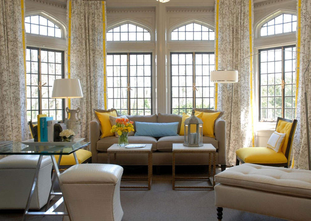 Contemporary Decorative Pillows For Lovely And Comfy Rooms