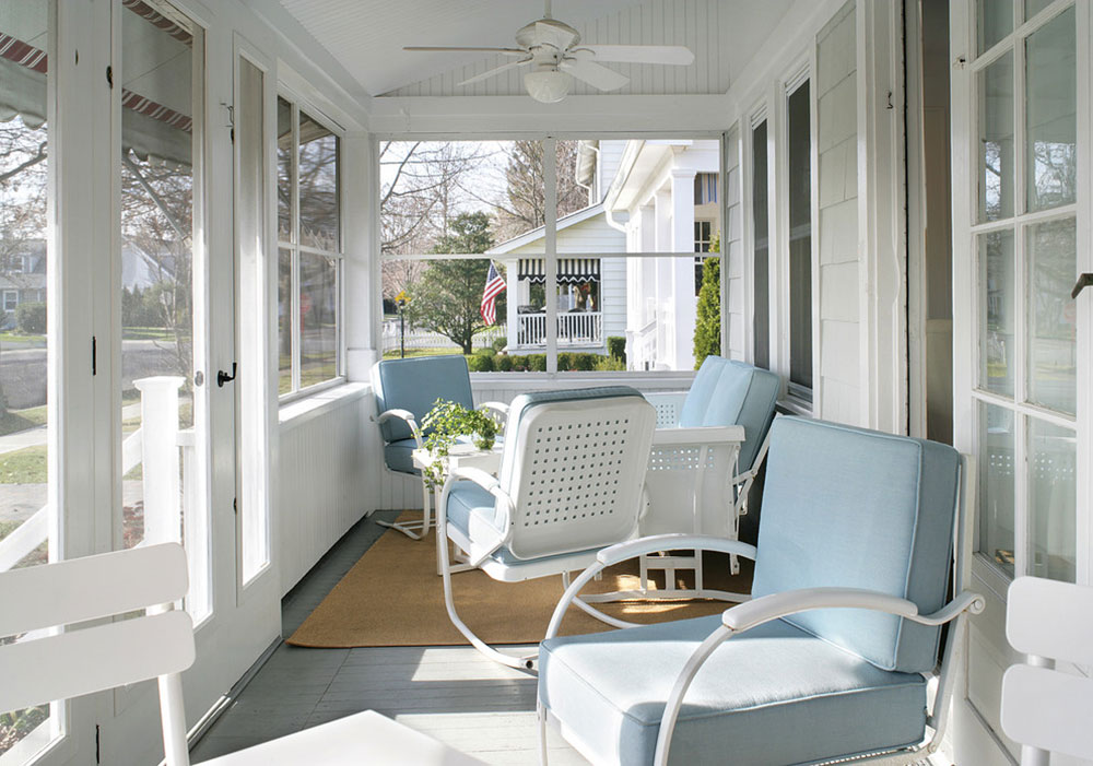 The Difference Between a Porch, Balcony, Veranda, Patio and Deck