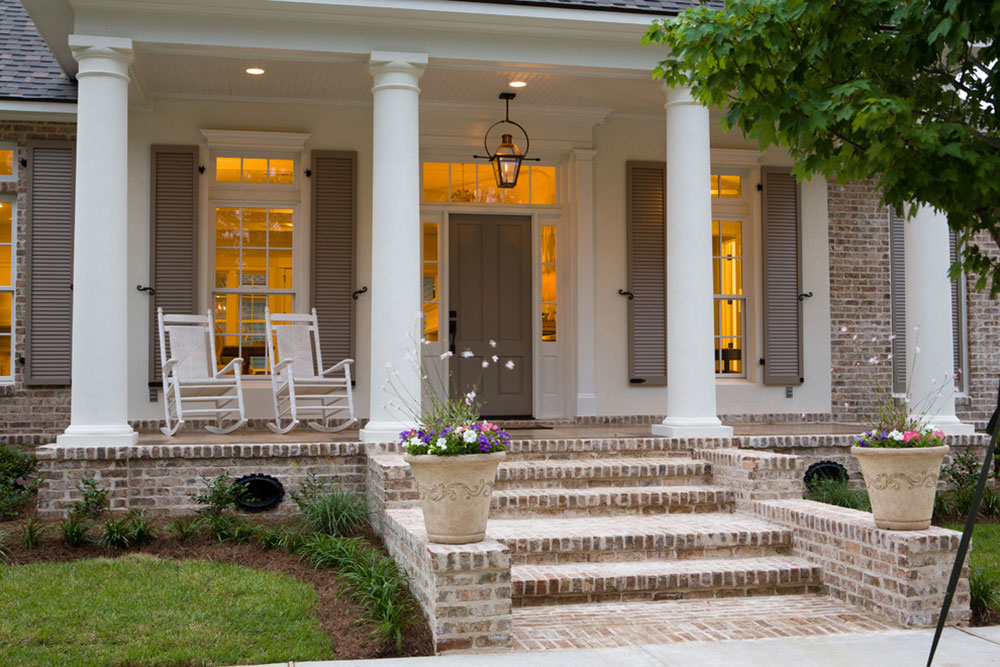 Difference Between A Porch Balcony Veranda Patio And