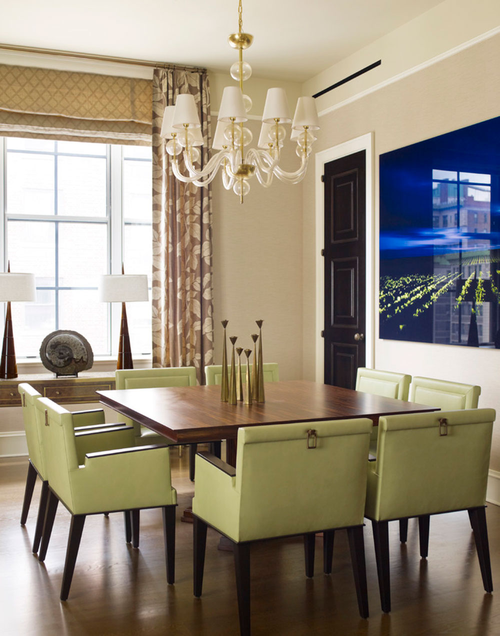 Dining Room Table Design Ideas For Entire Family9