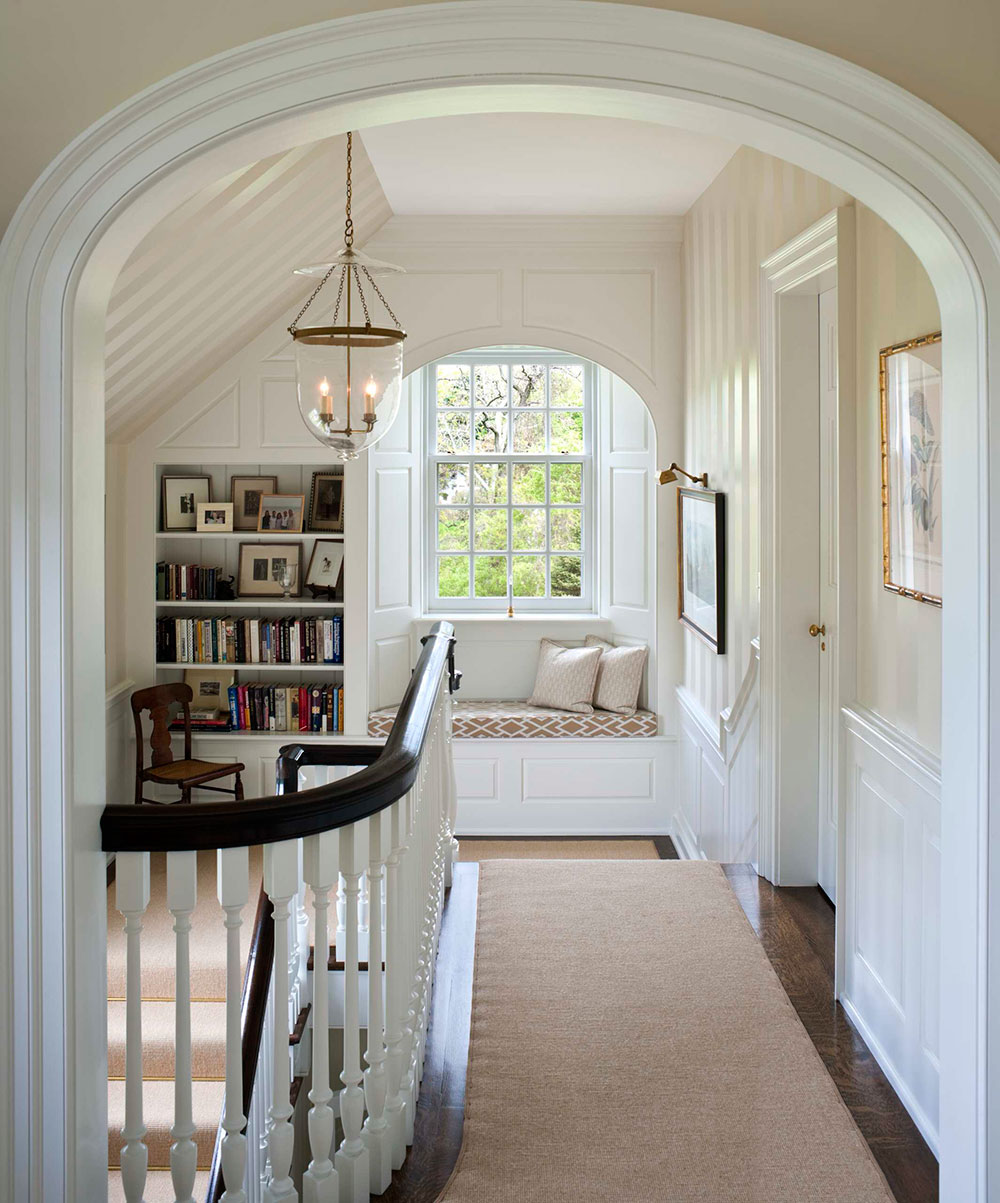 a collection of nook window seat design ideas