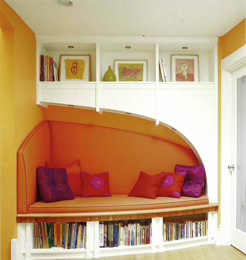 Reading Nook A Collection Of Nook Window Seat Design Ideas