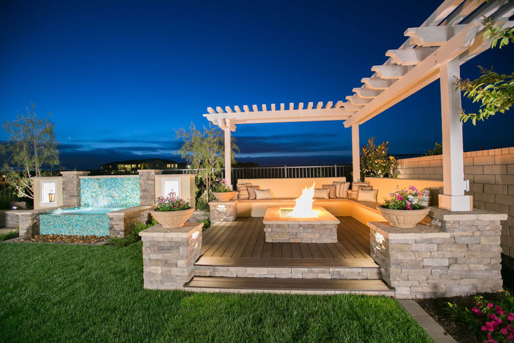 Creating Outdoor Spaces ideas for creating an outdoor living space