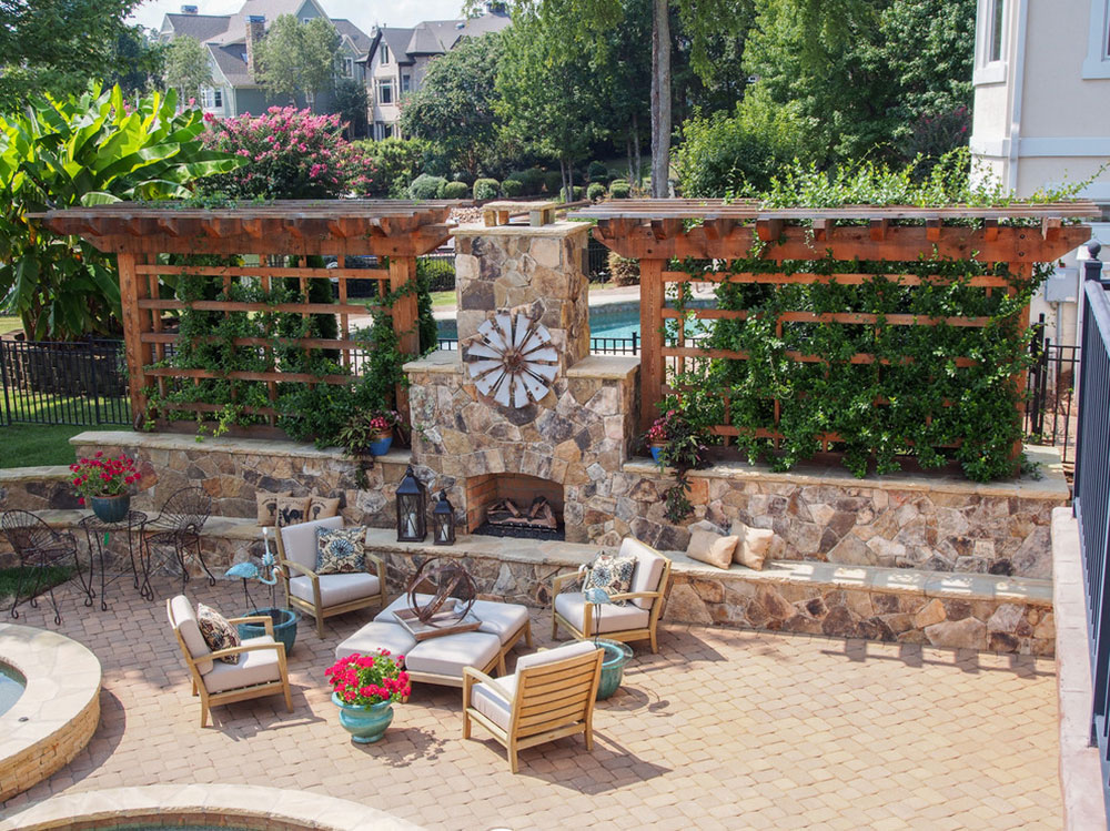 Awesome Ideas For Creating An Outdoor Living Space Download Free Architecture Designs Sospemadebymaigaardcom