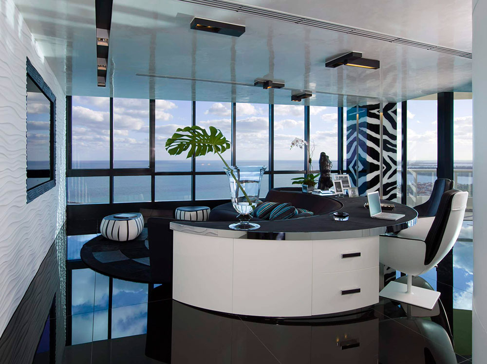 ideas for creating your home office according to your style12 - Design Your Home Office