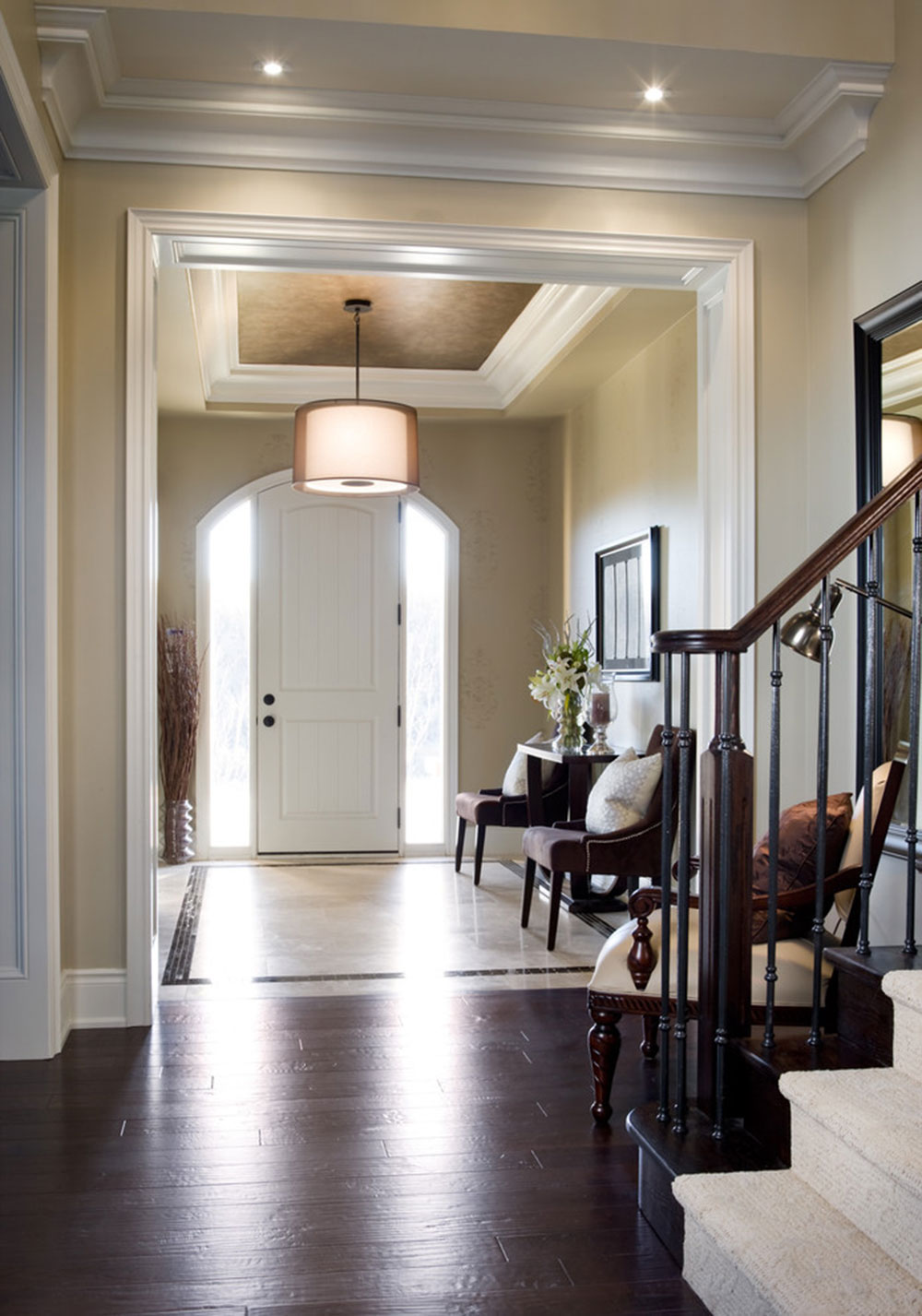 Decorating A Foyer Not Deal When You Have These Ideas