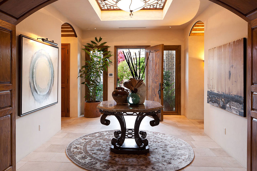 Impressive Design Ideas For Foyers2 1 Decorating A Foyer: Not