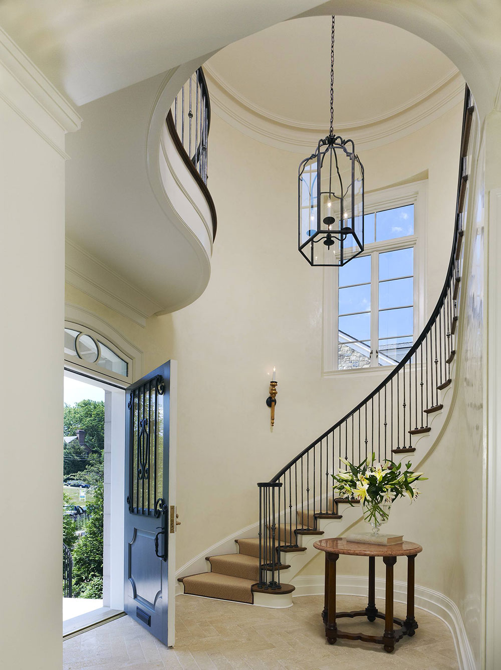 Impressive Design Ideas For Foyers4 1 Decorating A Foyer: Not