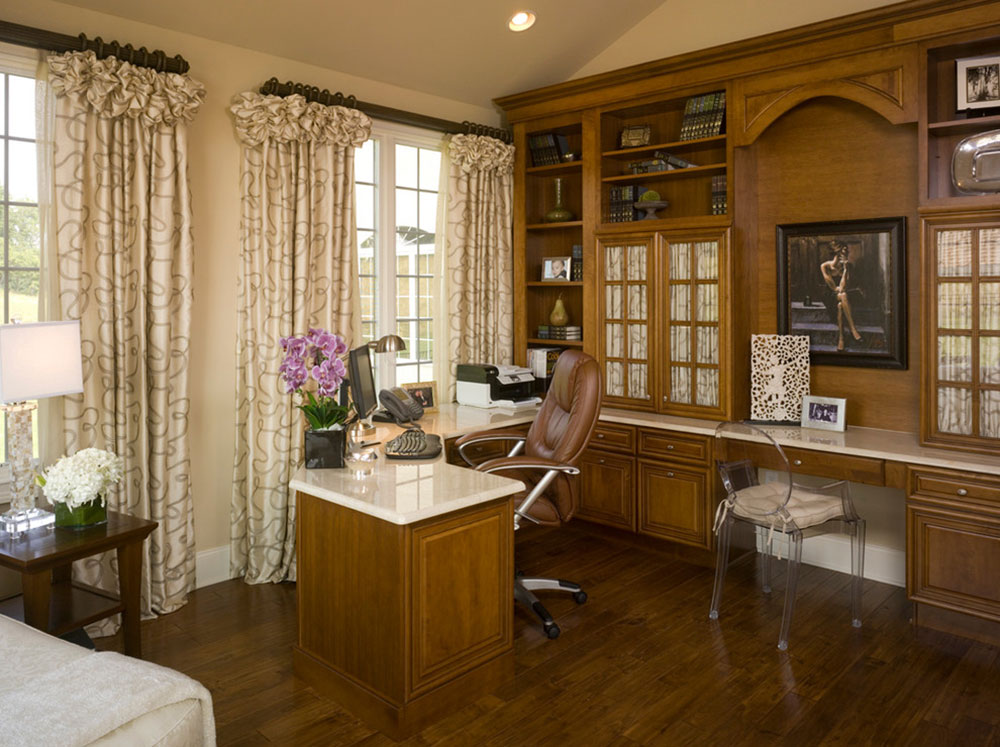 Home Office Flooring Ideas Improve Your Work Day With These Home Office Flooring Ideas