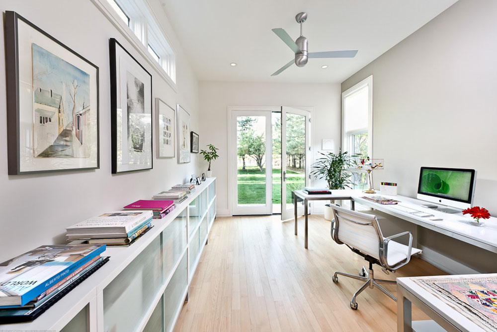 Lovely Improve Your Work Day With These Home Office