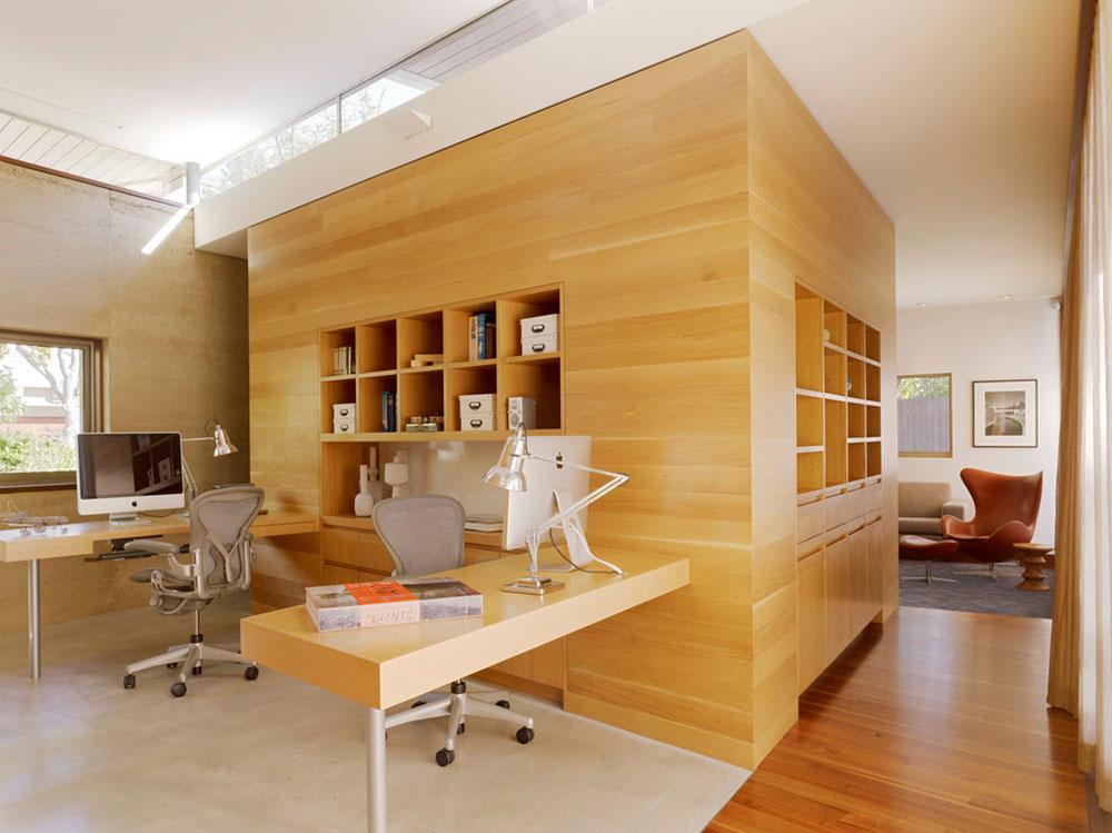 Improve Your Work Day With These Home Office Flooring Ideas