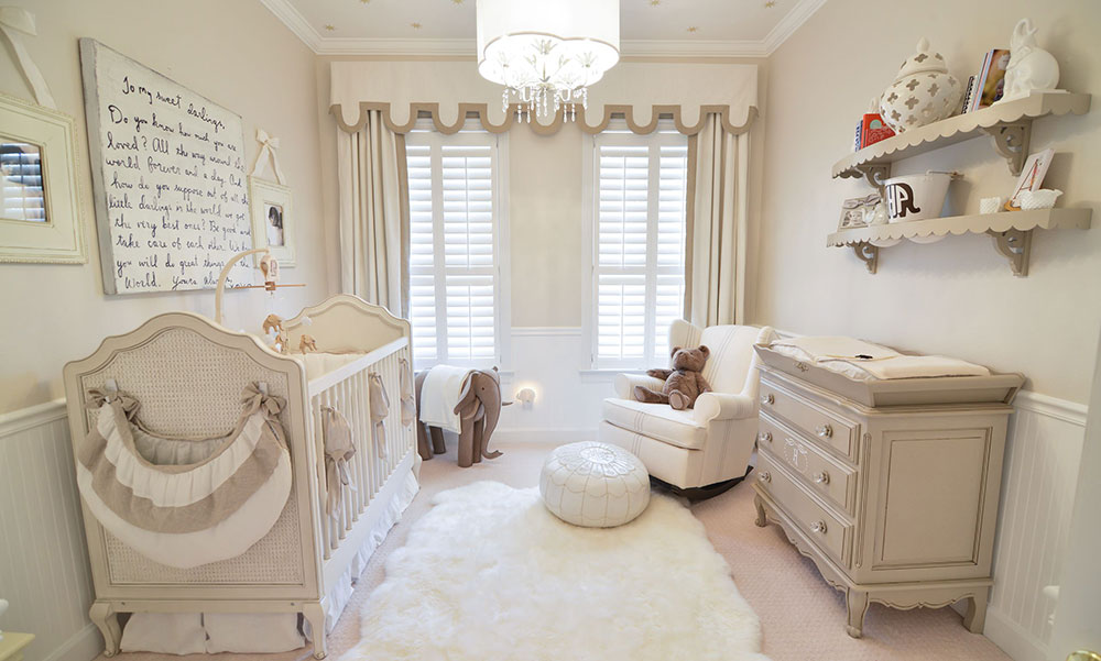Nursery Furniture Essentials For The