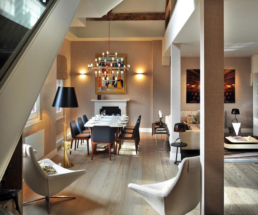 Open floor plan ideas for contemporary house10 open floor plan