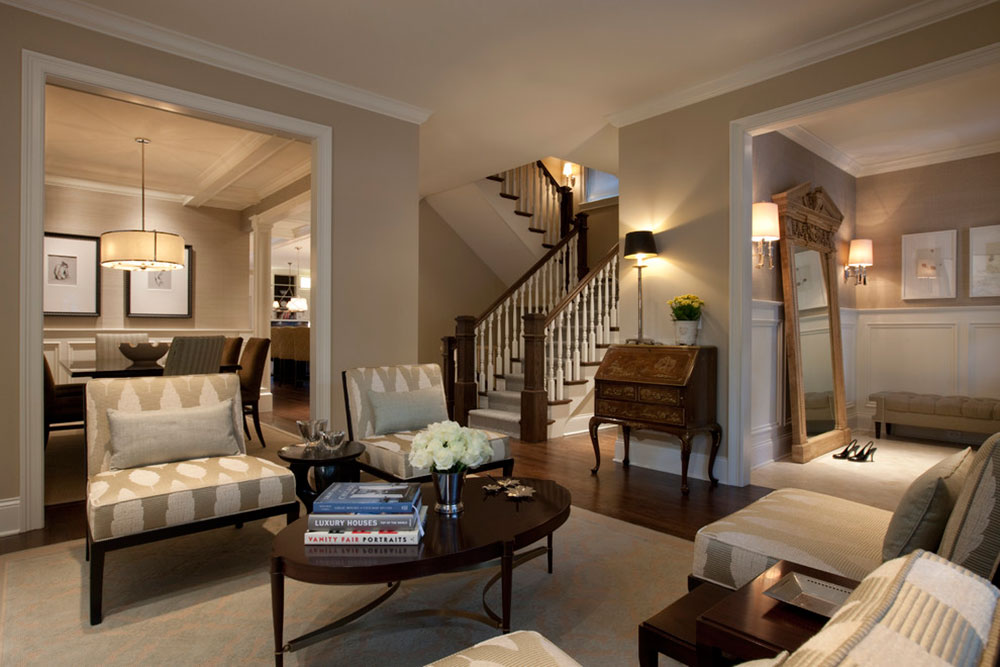 Preferred Open Floor Plan Ideas For Contemporary House BH03