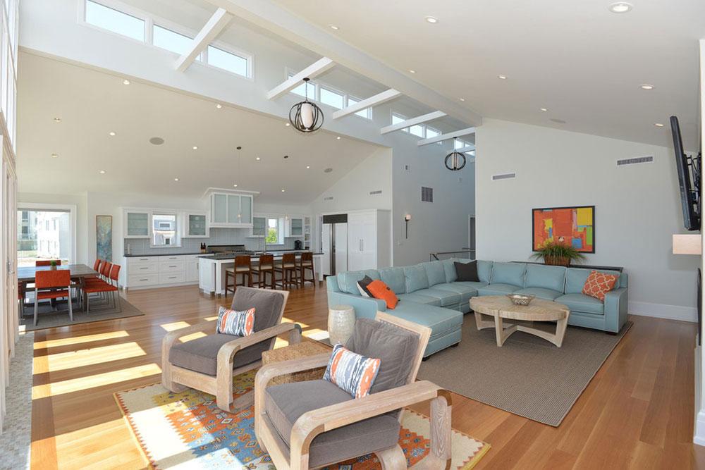 Open Floor Plan Ideas For Contemporary House9 Open Floor Plan