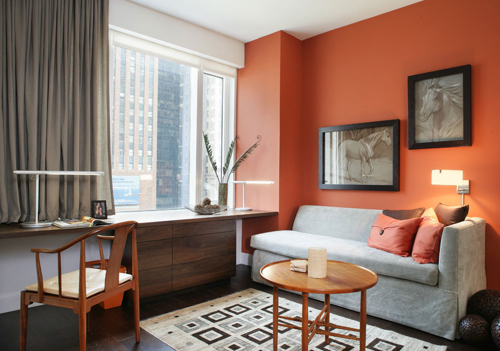 Orange Interior Design Ideas For Every Season