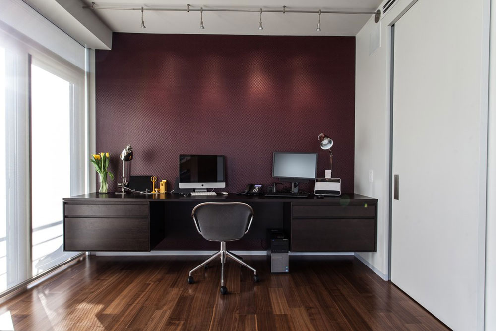 Start Work Home With These Good Colors For