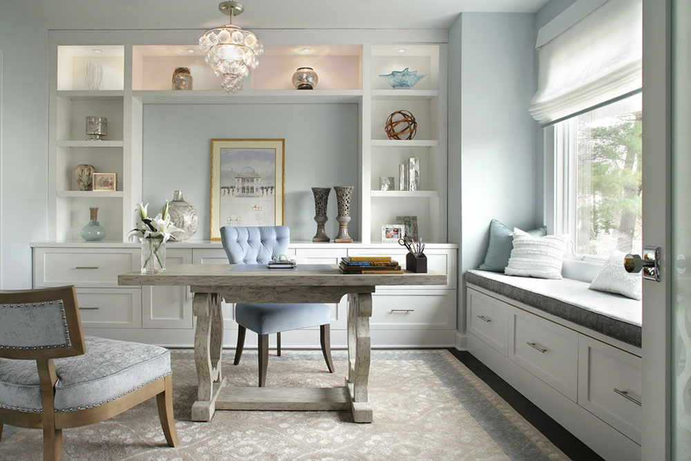 designing a home office. Start-Work-Home-With-These-Good-Colors-For- Designing A Home Office