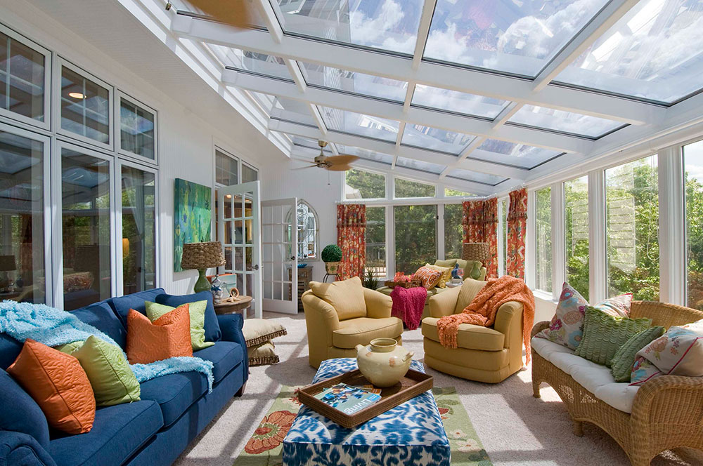 sunroom design ideas even for rainy days2 superb sun rooms