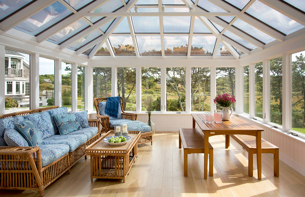 Awesome Sunroom Design Ideas Even For Rainy Days8 Superb Sun Rooms