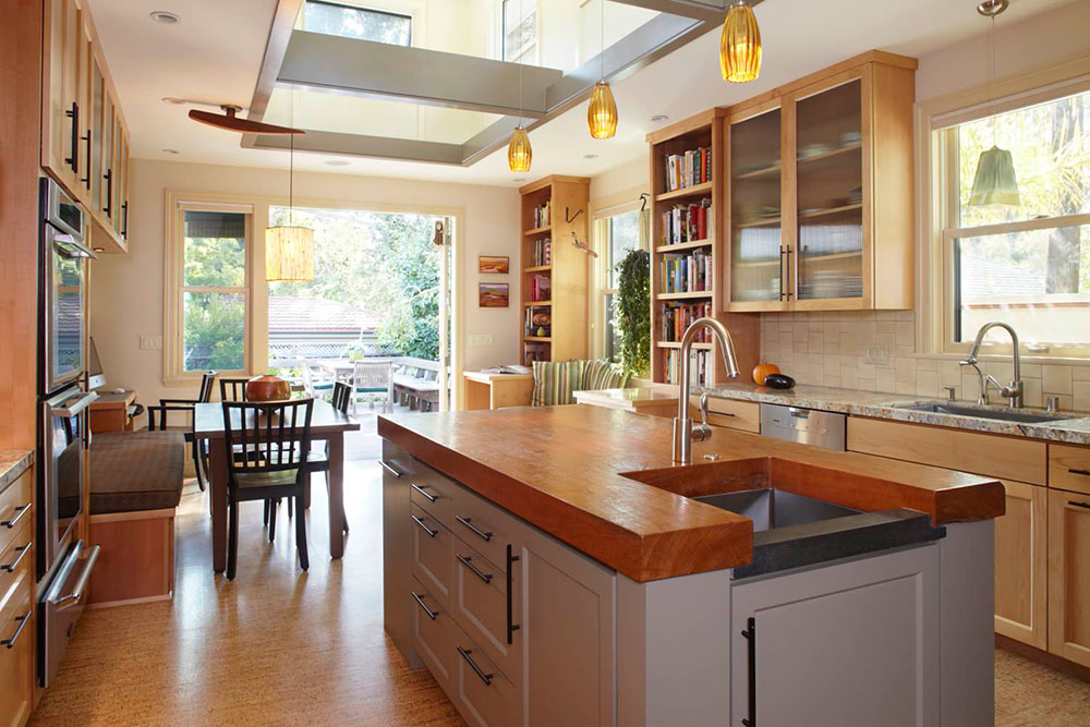 The Pros And Cons Of Open And Closed Kitchens Open And Closed Shelving In Kitchen Ideas on closed kitchen design ideas, open kitchen shelving ideas, small kitchen shelving ideas, simple kitchen shelving ideas,