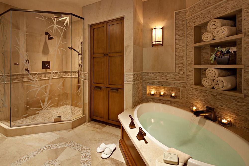 Tips For Spa Bathroom Design Ideas2 Tips For A Spa Bathroom