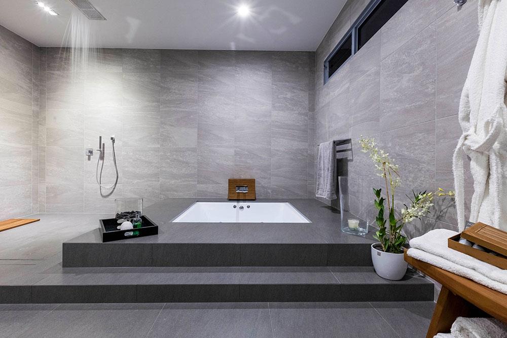 Spa Bathrooms tips for a spa bathroom makeover