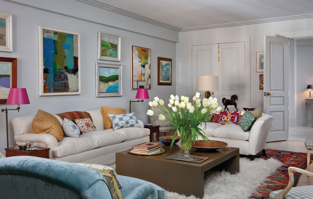 Awesome Adding Accent To A Neutral Interior With Color4 Adding Pictures Gallery