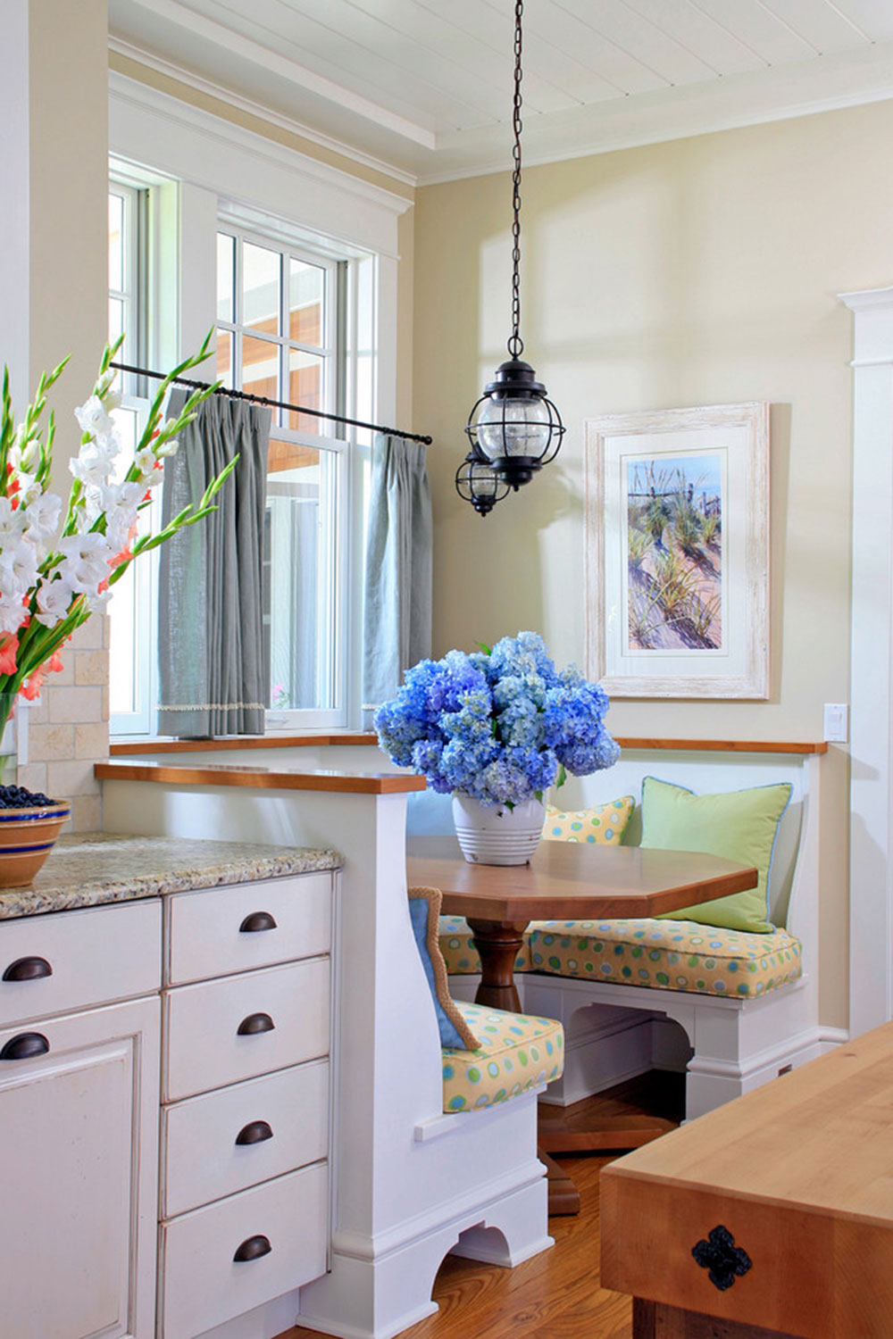 16 Stunning Breakfast Nook Design Ideas For Your Home Improvement  Improvement